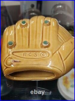 1950's Kansas City As Ceramic Catch All Glove Elephant Royals Advertising Rare