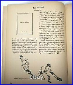 1955 Milwaukee Braves Golden Stamp Book Inc All 32 Stamps Aaron, Spahn, Matthe