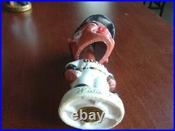 1960's Bobble Head Nodder Willie Mays SF Giants White Base