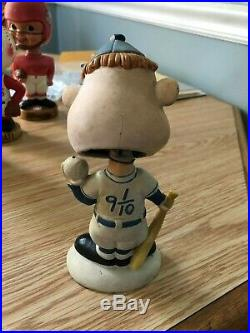 1960's LOS ANGELES DODGERS WEIRDO BOBBLE HEAD NODDER EXTREMELY RARE