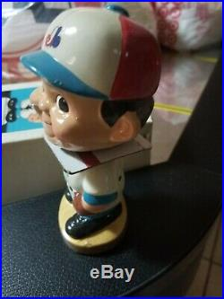 1960's MONTREAL EXPO Bobblehead withbox