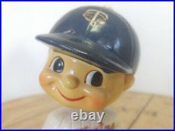 1960's Minnesota Twins Bobble Head Figure Vintage Rare
