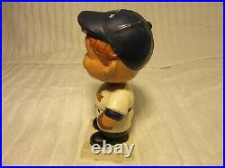 1960's Minnesota Twins Bobble Head Nodder White Base 1961 Vintage Rare