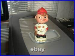 1961 1963 Bobble Head Nodder Boston Red Sox Mini Minature Moon Face Nice