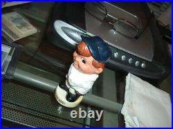 1961 1963 Bobble Head Nodder Cleveland Indians Mini Miniature Boy Face RARE