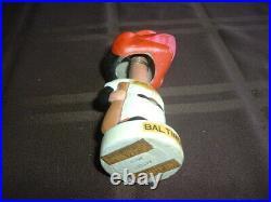 1961 1963 Bobblehead Nodder Baltimore Orioles Mini Minature Mascot with Bat