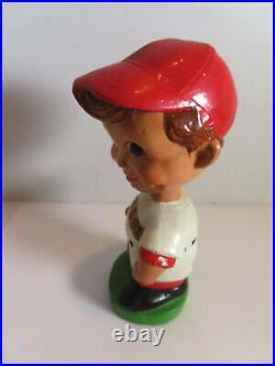 1962 Boston Red Sox Green Base Bobbin Head Bobblehead Nodder