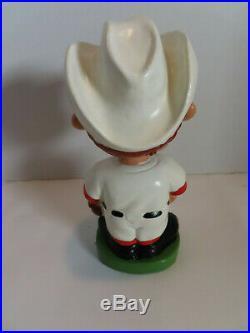 1962 Houston Colts Baseball Nodder Bobblehead