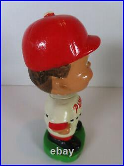 1962 Philadelphia Phillies Green Base Bobbin Head Bobblehead Nodder