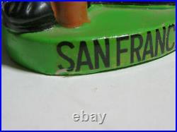 1962 San Francisco Giants Bobble Head Nodder Green Base Sports Specialties Japan