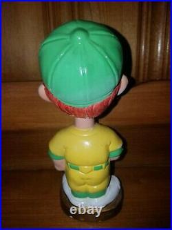 1967 Oakland As Boy Head Base Nodder/Bobbin Head/Bobbing Head Near Mint