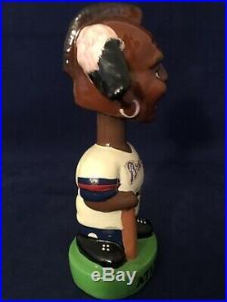 1982 Atlanta Braves Indian 7 Baseball Bobble Head Nodder WithBox Taiwan Rare