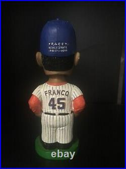 1st Ever Brooklyn Cyclones Bobblehead New York Mets John Franco 2001 SGA NY