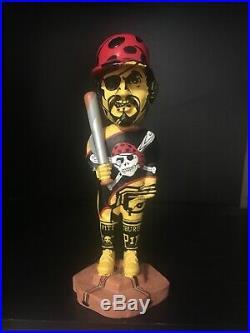 2003 All Star Game Pittsburgh Pirates Bobblehead Team Bobblehead Mascot Forever