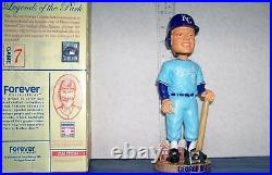 2003 Forever Cooperstown Collection George Brett Powder Blue Uniform Bobblehead