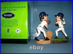2003 Forever Ichiro Suzuki + Brett Boone Dual Bobblehead Seattle Mariners Mint