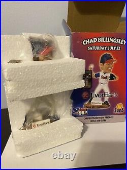 2005 Chad Billingsley Jacksonville Suns Bobblehead Brand New In Box Very Rare