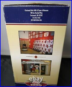 2010 Marge Schott Cincinnati Reds Hall of Fame 1990 World Champions Bobblehead
