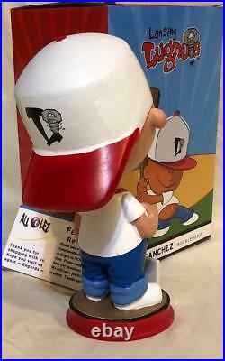 2018 Lansing Lugnuts Pablo Sanchez Backyard Baseball Sga Bobblehead Mets, Jays