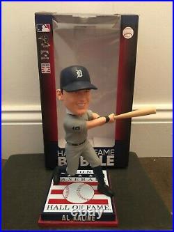Al Kaline Detroit Tigers Cooperstown Baseball Hall of Fame MLB Bobblehead