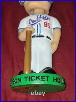 Auburn Doubledays Abner Bobblehead Rare Season Ticket Holder SGA Baseball MiLB