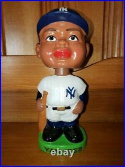 Baltimore Orioles Black Face Vintage Bobblehead/Nodder/Bobbing Head/Mint w Box