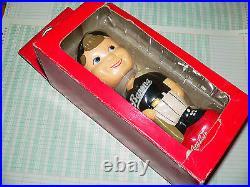 Birmingham Barons bobble head Coca-Cola