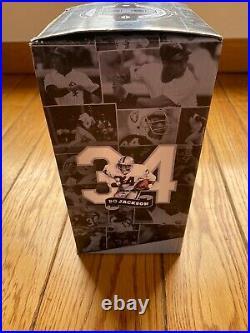 Bo Jackson Bobblehead Chicago White Sox Oakland Raiders Bat Break Limited #'d