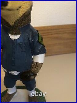 Bob brown bear bobblehead vancouver canadians mascot NWL Baseball RARE SGA