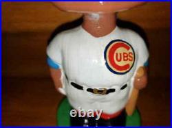 Chicago Cubs Black Face/Nodder/Bobble Head/Bobbing Head 1962 Gem Mint