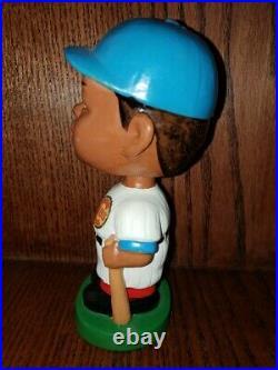 Chicago Cubs Black Face/Nodder/Bobble Head/Bobbing Head 1963 Serious Face Mint
