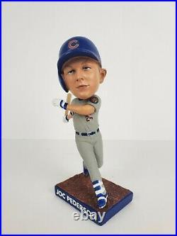 Chicago Cubs- Dodgers Joc Pederson Bobblehead Custom Painted + Signed Baseball