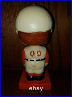 Cincinnati Reds Square Base Bobble Head/Bobbing Head/Nodder 1960 Mint Restored