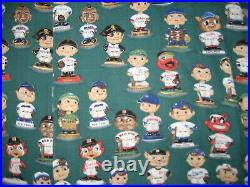 Classic Bobbleheads Hawaiian Shirt Mlb Baseball Reyn Spooner Size XL Green
