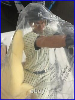 DEREK JETER New York Yankees McFarlane Resin Statue 6/250 MLB HOF 2020