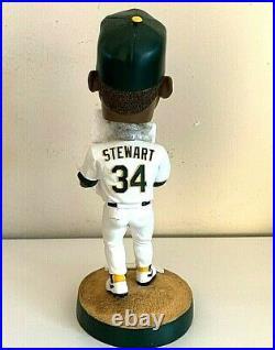 Dave Stewart Oakland A's 2005 SGA Bobblehead NIB