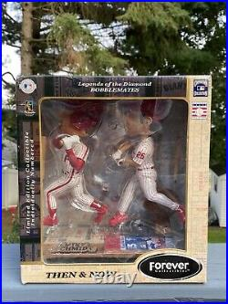 Forever Phillies Jim Thome Mike Schmidt Legends Of The Diamond Bobble Head