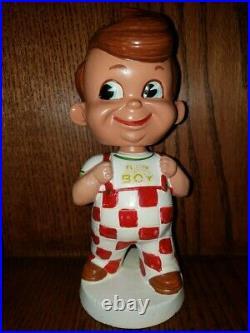 Iconic Big Boy Advertising Bobble Head/Bobbing Head/Nodder Mint 1962 Restored