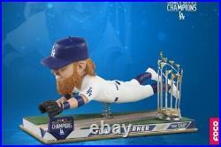 Justin Turner Dodgers 2020 The Tag World Series Mlb Baseball Bobblehead Live