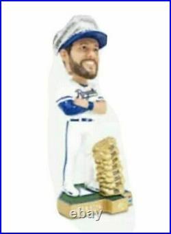 KC Kansas City Royals Alex Gordon Golden Glove Bobblehead SGA 7/24/2021 NIB MLB