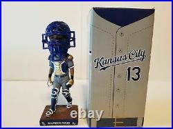 KC Kansas City Salvador Perez Season Ticket Holder All Star SGA Bobble Head MLB