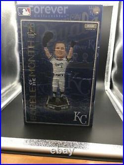 Kansas City Royals George Brett Bobble Head of The Month April 2015 10 NIB