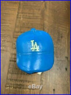 LA LOS ANGELES DODGERS BOBBING HEAD VINTAGE BOBBLE HEAD 1960s NM-MT RARE $1000+