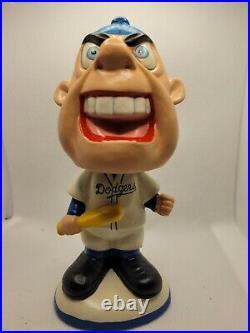 Los Angeles Dodgers 1960's Weirdo Bobblehead Nodder Kreiss & Co Japan MLB