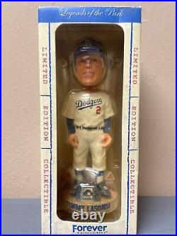 Los Angeles Dodgers 2002 Tommy Lasorda Legends Of The Park 9Bobblehead FOCO