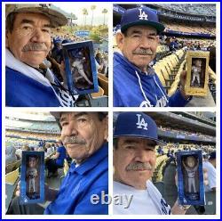 Los Angeles Dodgers 2019 SGA Bobbleheads Complete Set