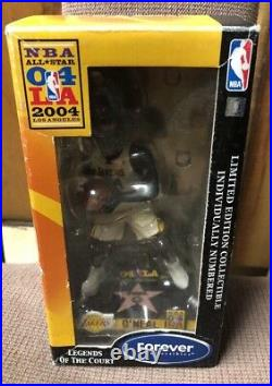 Los Angeles Lakers Shaquille O'Neil All star 2004 Shaq Bobble Head LA