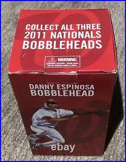 Lot Of 11 Collectible Washington Nationals Baseball Bobbleheads 2010-2016