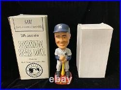 Lot of (3) Yogi Berra, Whitey Ford & Al Kaline HOF Baseball Bobble Heads
