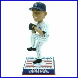 MARIANO RIVERA Bobblehead Limited to 540 Cooperstown Baseball Hall of Fame